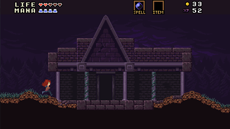 Screenshot - Crypt Entrance