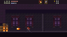 Screenshot - Fireball Spell